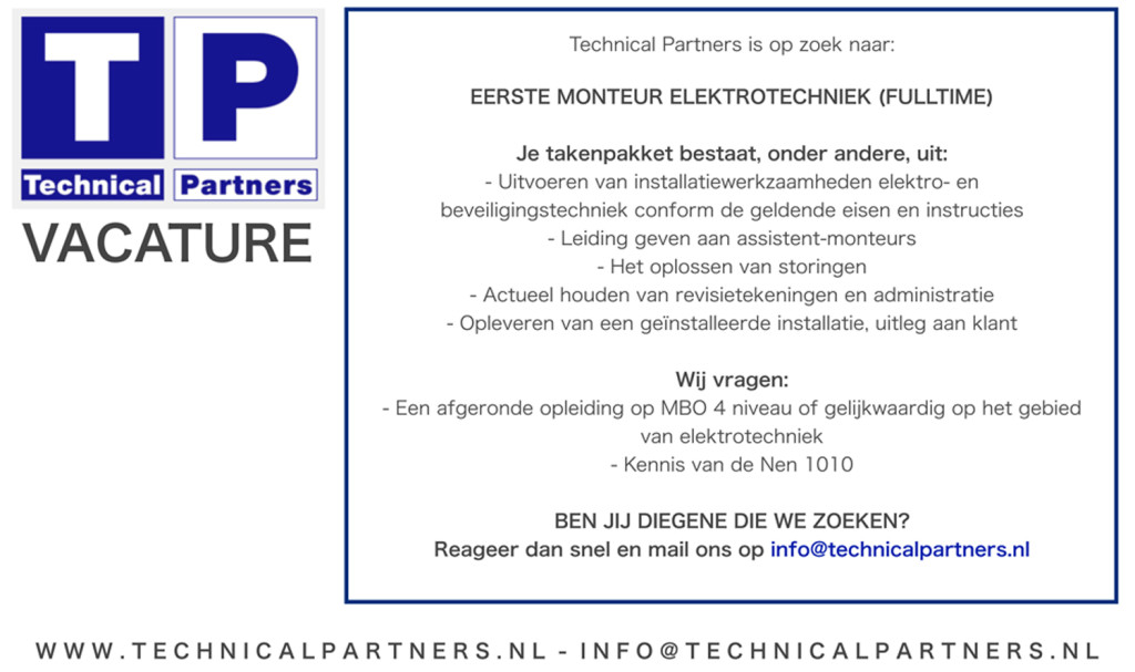 TP VACATURE